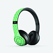 buy Pastel Green Classical Pattern Skin/Decal Compatible With Beats Solo 2