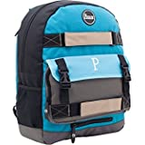 Penny Skateboards Pouch Backpack / Bag - Blue 2015