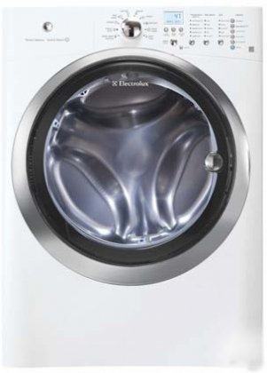 Electrolux EIMED55I 8.0 Cubic Foot Electric Front Load Dryer with IQ-TouchTM Cont, Island White