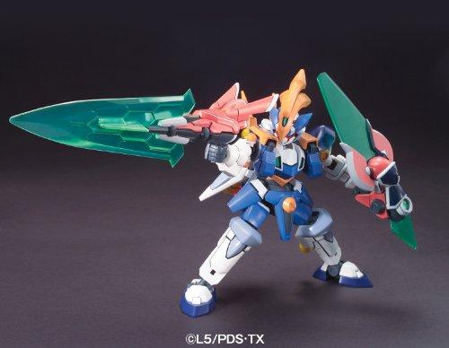 1/1 ダンボール戦機W(ダブル) LBX 027 Σオービス