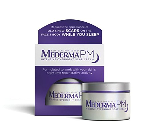Mederma PM Intensive Overnight Scar Cream 1.7