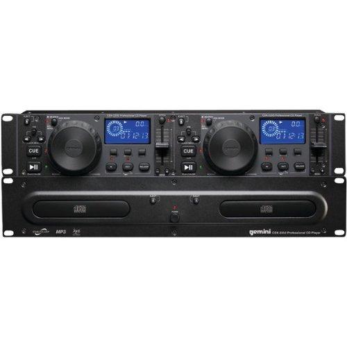 Gemini DJ CDX-2250 Multi-Disc DJ CD Player