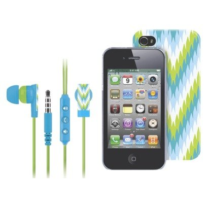 Itouch Hardshell Case With Earbuds Combo - Riviera Amalfi