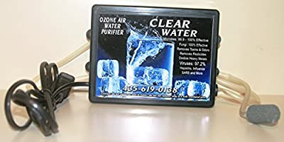 Clear Water Ozone Air, Water Purifier