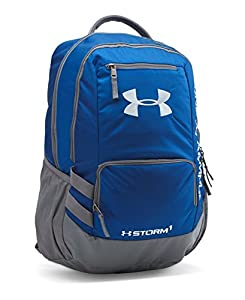 Under Armour Storm Hustle II Backpack, Royal (400), One Size