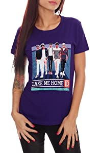 One Direction Take Me Home Girls T-shirt from Hot Topic