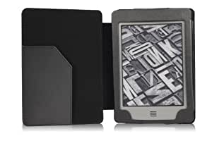 MoKo Cover Case for Amazon Kindle Touch, BLACK