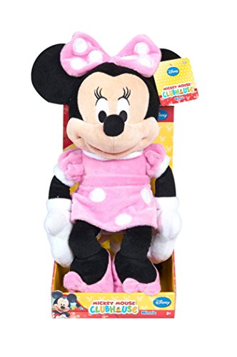 Disney Classic Minnie in Pink Medium Plush