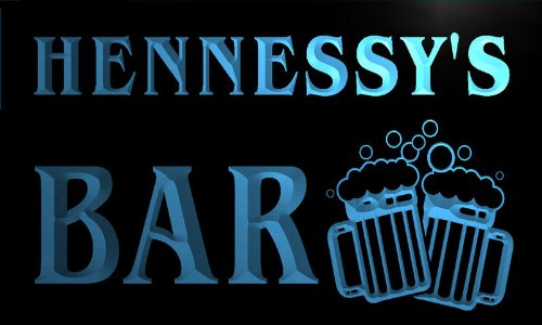 cartel-luminoso-w003550-b-hennessy-name-home-bar-pub-beer-mugs-cheers-neon-light-sign