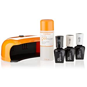 Sally Hansen Salon Pro Gel Starter Kit, Shell We Dance?