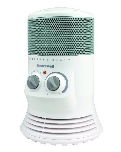 Honeywell 360 degree Surround Fan Forced Whole Room Heater - White (Room Heater Honeywell compare prices)