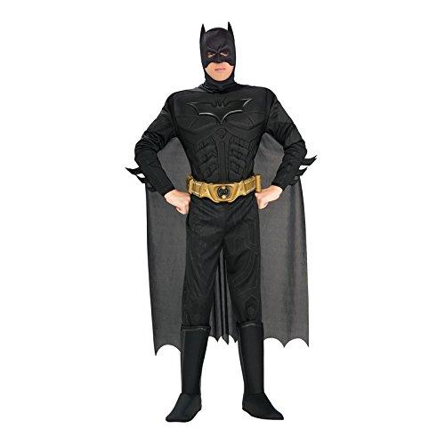 Rubiès It880671-M - Costume Batman Deluxe, M