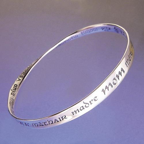 Sterling Mobius Bracelet - Mother