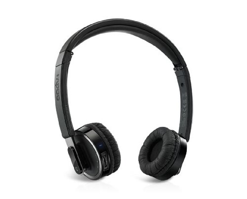 Rapoo Wireless Foldable Headset, Black (H3080)