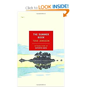 The Summer Book (New York Review Books Classics) Tove Jansson, Thomas Teal and Kathryn Davis