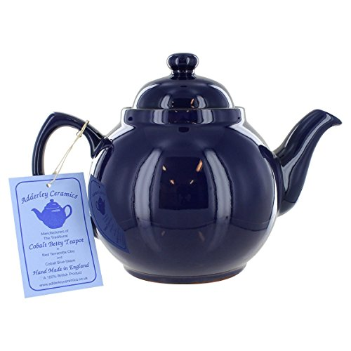 Cobalt Betty Teapot - 4 Cup (Original Brown Betty Teapot compare prices)