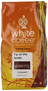 White Coffee Tip of the Andes Ground Coffee, 32-Ounce