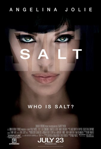 SALT MOVIE POSTER 1 Sided ORIGINAL 27x40 ANGELINA JOLIE (Salt Movie Poster compare prices)