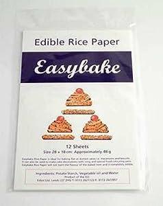 edible ricepaper