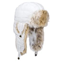 Mossimo Supply Co. Faux Fur Trapper Hat