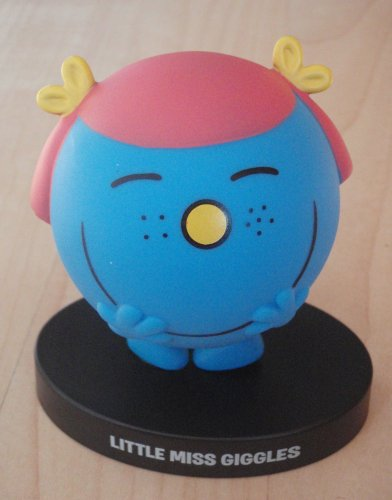 Picture of Jakks Pacific Mr. Men Little Miss - Little Miss Giggles Figure (B001QGLZYC) (Jakks Pacific Action Figures)