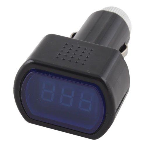 LCD Cigarette Lighter Voltage Digital Panel Meter Volt Voltmeter Monitor Car By BuyinCoins