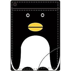 パスケース/定期入れ:ペンギン(受注生産)