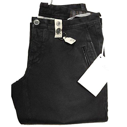 40693 pantaloni WHITE SIVIGLIA jeans uomo trousers men [32]