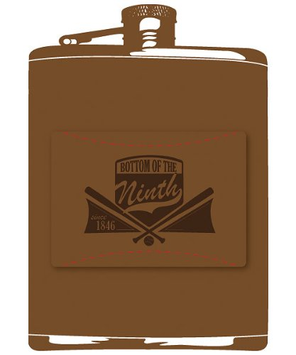 H2O-Hip-to-Own-Stainless-Flask-Baseball