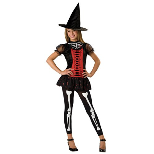 Lucky Witchbone - Tween Costume - Size Large 12-14 - 18029