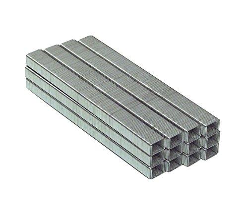 Bostitch Premium Staples for P3-Chrome Plier Stapler, 0.25-Inch Leg, 5,000 Per Box (SP191/4)