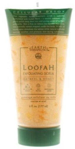 Oatmeal/Honey Loofa Scrub 6 oz 6 Ounces