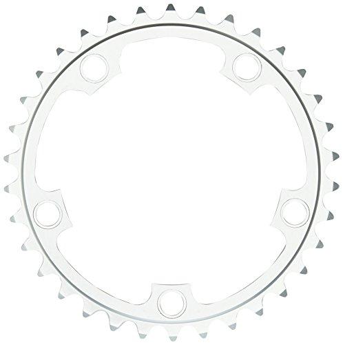 STRONGLIGHT Kettenblatt 5-Arm, 110 mm Lochkreis, Alu 5083, 34 Z., schwarz, Shimano kompatibel