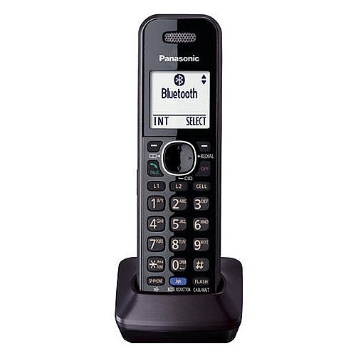 Panasonic Dect 6.0 Accessory 2 Line Bluetooth Handset For Kx-Tg954 Series With Backlit Keypad And Talking Caller Id