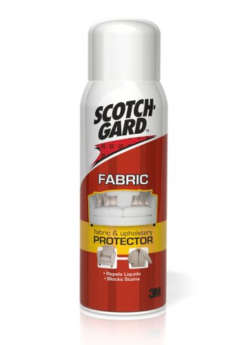 3M 4106D 10-Ounce Scotchgard Fabric Protector for Fabric and Upholstery