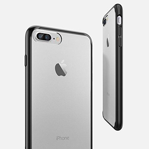 iPhone-7-Plus-Case-Spigen-Ultra-Hybrid-AIR-CUSHION-Black-Clear-back-panel-TPU-bumper-for-iPhone-7-Plus-2016-043CS20550
