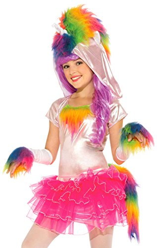 Unicorn costumes for kids for halloween or dress up seasonal holiday
