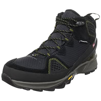 NEW BALANCE 1000 Men's Hiking Boot, Black/Yellow, US12.5 - Width D