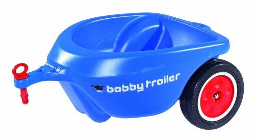 bobbycars de big 56281 new bobby car anh nger blau. Black Bedroom Furniture Sets. Home Design Ideas