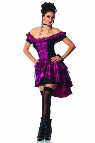 Delicious Women's Dance Hall Queen Costume