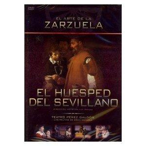 El Huesped Del Sevillano -  Jacinto Guerrero - DVD