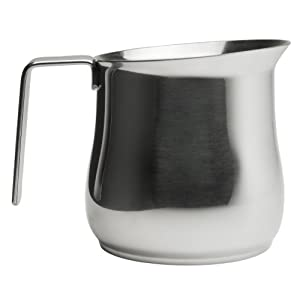 Harold Import Stainless Steel Steaming Pitcher 36 Oz