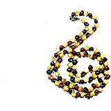 Urancia™ Lal Gunja And Or Red & White Gunja For Home Puja 108 Beads