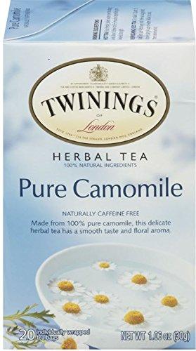 Twinings Pure Camomile Herbal Tea,  20 Tea Bags