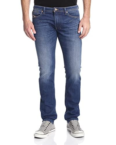Diesel Men's Shioner Skinny Fit 5 Pocket Jean