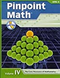 The Core Processes of Math (Level G) (Pinpoint Math, Volume IV) (1404566244) by Wright Group/McGraw-Hill