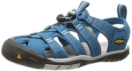 KEEN Women's Clearwater CNX Sandal, Celestial/Vapor, 8 M US (Shoes Inc Women Sandals compare prices)
