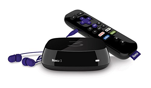 Roku 3 Streaming Media Player (4230R)