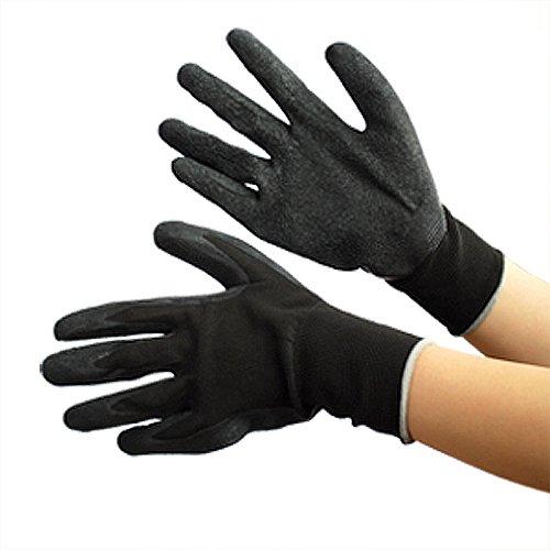 ミドリ安全 作業手袋 ハイグリップ 天然ゴム引き手袋 MHG100 M
