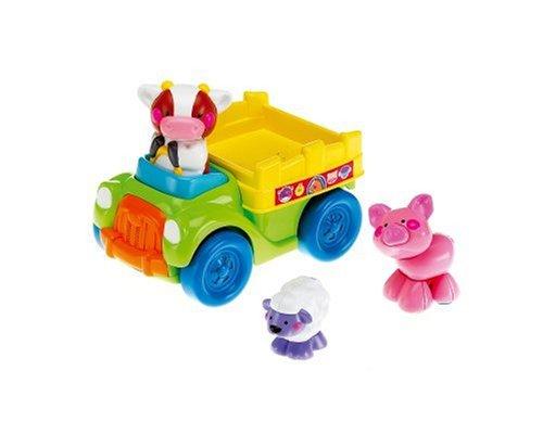 Imagen 1 de Fisher-Price - Push And Go camiones Granja (Mattel)